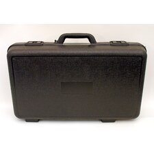 Blow Molded Case in Black: 16 x 27.5 x 7