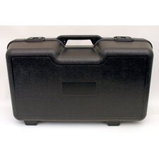 Blow Molded Case in Black: 16 x 27.5 x 10