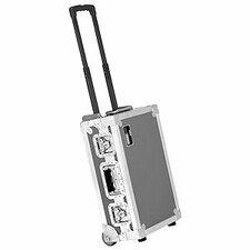 "Non-Stock Custom ATA Case for Projector: 21"" H x 12.5"" - 13.75"" W x 9"" - 10"" D"