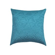 Urban Loft Quilted Solid Feather Filled Throw Pillow