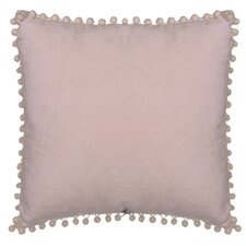 Urban Loft Pompom Throw Pillow