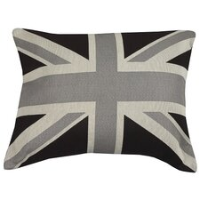 Urban Loft Union Jack Throw Pillow