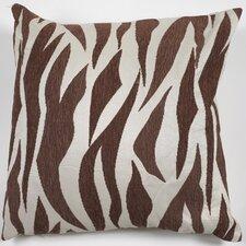 Urban Loft Zebra Throw Pillow
