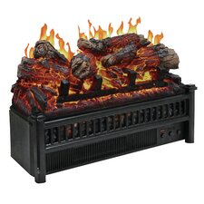 Electric Log Heater