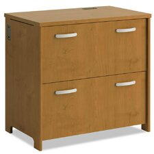 Office Connect Furniture Envoy Series 2 Drawer Lateral File