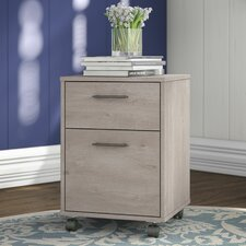 Key West 2-Drawer Mobile Pedestal