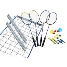 Advanced Silver Badminton Set
