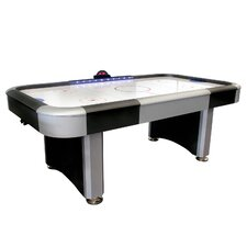 7' Air Hockey Table with Electra Lighted Rail