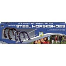 Vintage Horseshoes Set