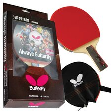 Butterfly 303CS Penhold Table Tennis Racket