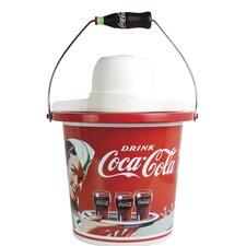 Coca-Cola Series 4-qt. Ice Cream Maker