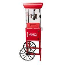 2.5 oz. Coca-Cola Series Old Fashioned Movie Time Popcorn Cart