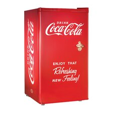 Coca-Cola Series 3.2 cu. ft. Compact Refrigerator with Freezer