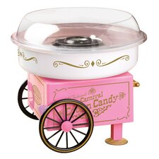 Vintage Hard and Sugar-Free Candy Cotton Candy Maker