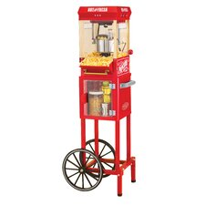 Vintage Collection Popcorn Cart