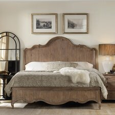 Corsica Panel Bed
