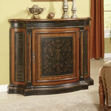Vicenza Tall Waisted Shaped 1 Door Chest