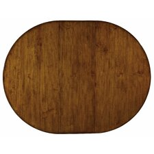"Tynecastle 60"" Dining Table Top with Leaf"
