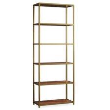 "Studio 7H Metal 80.25"" Etagere Bookcase"