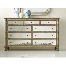 Melange Montage 9 Drawer Dresser