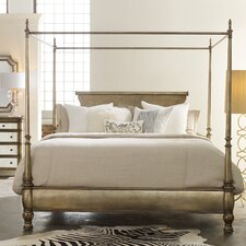 Melange Canopy Customizable Bedroom Set