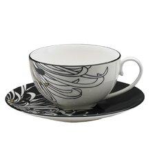 """Chrysanthemum 6"""" Tea Saucer"""