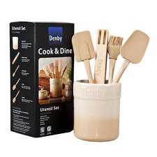 Cook and Dine Barley 7 Piece Gadget Utensil Set