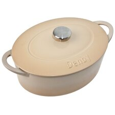 Cook and Dine Barley 4.44-qt. Oval Casserole