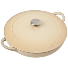 Cook and Dine Barley 4.02-qt. Round Casserole