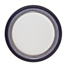 "Heather 11"" Wide Rimmed Dinner Plate"
