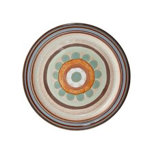 """Heritage 9.5"""" Stoneware Accent Salad Plate"""