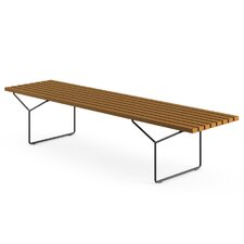Bertoia Teak Picnic Bench