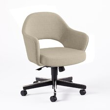 Saarinen Conference Armchair with Casters