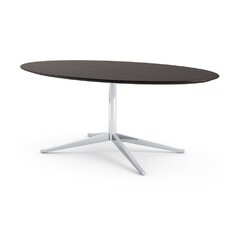 Florence Knoll Dining Table in Polished Chrome