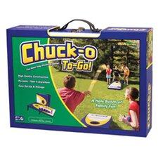 Chuck-O To Go Cornhole Game Set