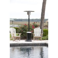 Hammer Tone & Stainless Steel Commercial Patio Heater