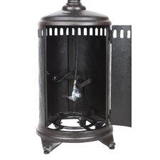 Sedona Cast Aluminum Propane Patio Heater