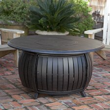 Extruded Aluminum Propane Fire Pit Table