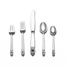 Sterling Silver Royal Danish 46 Piece Dinner Flatware Set