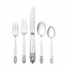 Sterling Silver Royal Danish 66 Piece Flatware Set