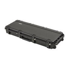"Mil-Standard Injection Molded Case: 14.5"" H x 42.5"" W x 5.5"" D (Interior)"