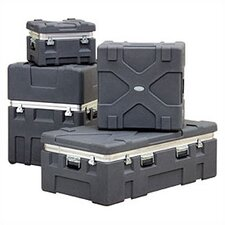 """RX Series: Rugged Roto-X Shipping Case:  11 3/8"""" H x 20 1/4"""" W x 20 1/4"""" D  (outside)"""