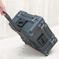 """Mil-Standard Roto Case:  14"""" H x 25 3/4"""" W x 25 3/4"""" D (outside)"""