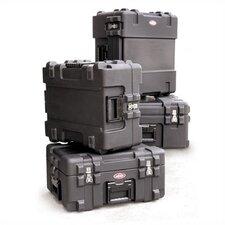 """Mil-Standard Roto Case: 26 1/2"""" H x 28"""" W x 28"""" D (outside)"""