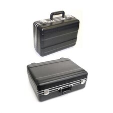 "LS Series Luggage Style Transport Case: 25 5/8""L x 20 3/4"" W x 9""H (inside)"