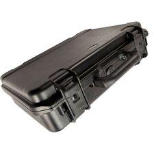 """Attache Cases: 17 3/8""""L x 12 3/8"""" W x 5""""H (inside)"""