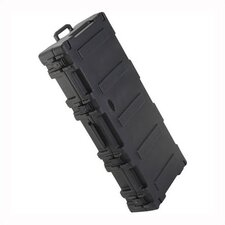 """Mil-Standard Rolling Roto Case: 8"""" H x 17.5"""" W x 44 1/4"""" D (inside)"""
