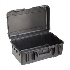 "Mil-Standard Injection Molded Cases: 20.5"" L x 11.5"" W x 8"" H (inside)"