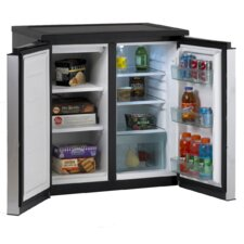 5.5 cu. ft. Compact Refrigerator with Freezer