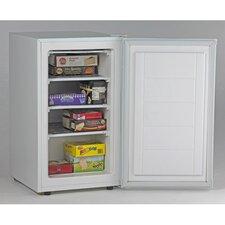 2.8 cu. ft. Upright Freezer in White